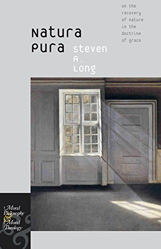 9780823231058: Natura Pura: On the Recovery of Nature in the Doctrine of Grace