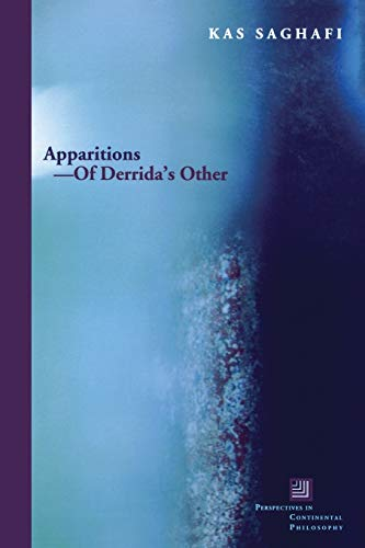 9780823231638: Apparitions―Of Derrida's Other (Perspectives in Continental Philosophy)