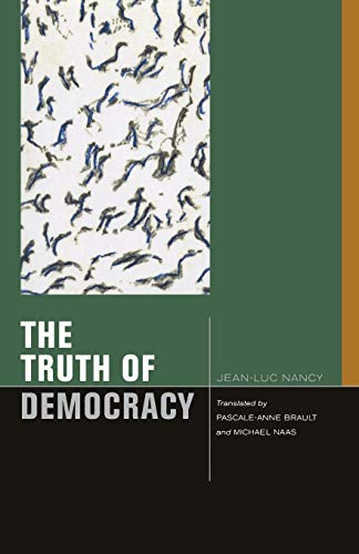 9780823232451: The Truth of Democracy (Just Ideas)