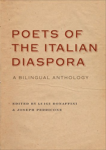 9780823232536: Poets of the Italian Diaspora: A Bilingual Anthology