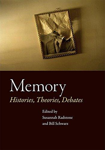 9780823232598: Memory: Histories, Theories, Debates