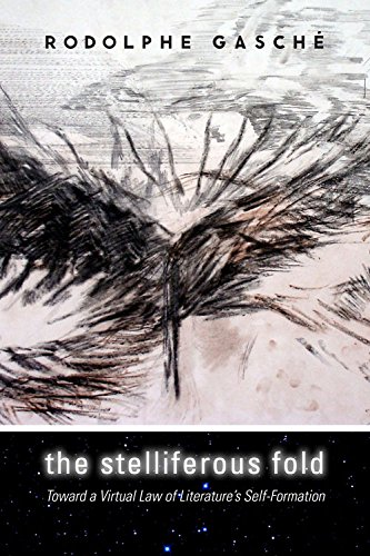 9780823234356: The Stelliferous Fold: Toward a Virtual Law of Literature's Self-Formation