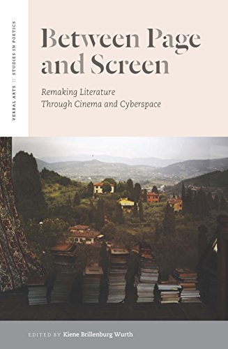 9780823239054: Between Page and Screen: Remaking Literature Through Cinema and Cyberspace (Verbal Arts: Studies in Poetics)