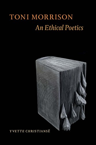 9780823239153: Toni Morrison: An Ethical Poetics