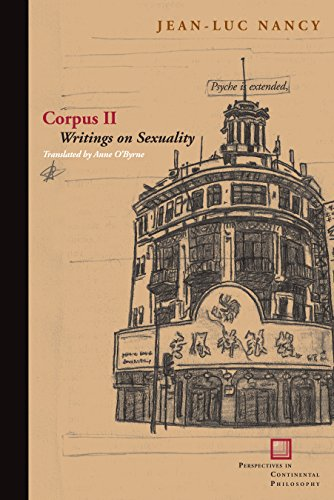 9780823240029: Corpus II: Writings on Sexuality (Perspectives in Continental Philosophy)