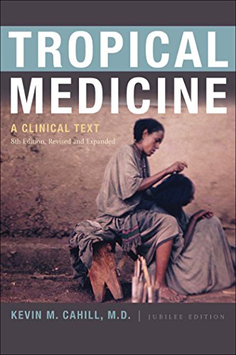 9780823240609: Tropical Medicine: A Clinical Text, 8th Edition, Revised and Expanded (International Humanitarian Affairs)