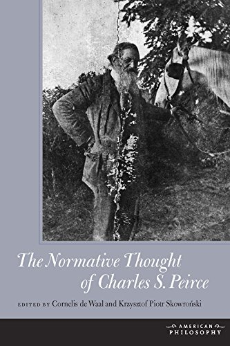 9780823242443: The Normative Thought of Charles S. Peirce (American Philosophy)