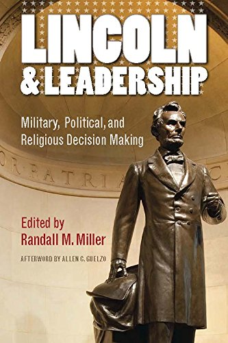 9780823243457: Lincoln and Leadership: Military, Political, and Religious Decision Making (The North's Civil War)