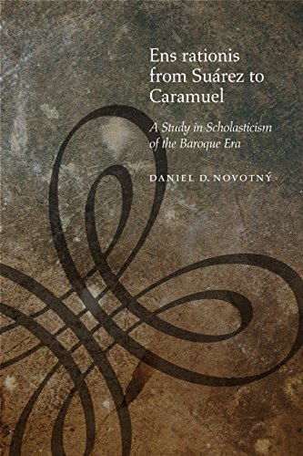 9780823244768: Ens rationis from Suárez to Caramuel: A Study in Scholasticism of the Baroque Era (Medieval Philosophy: Texts and Studies)