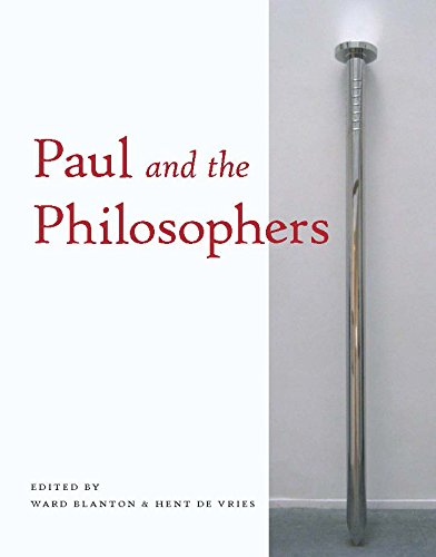 9780823249640: Paul and the Philosophers
