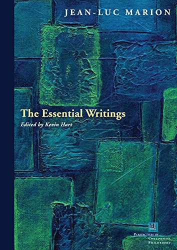 9780823251063: The Essential Writings (Perspectives in Continental Philosophy)