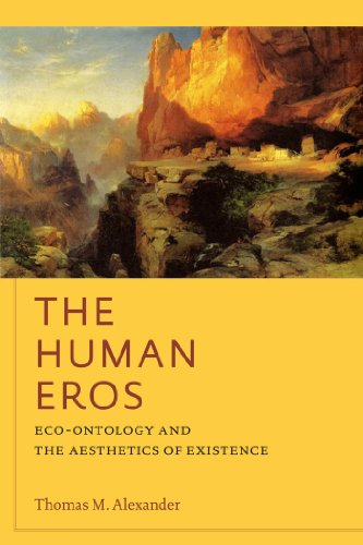 9780823251216: The Human Eros: Eco-ontology and the Aesthetics of Existence (American Philosophy)