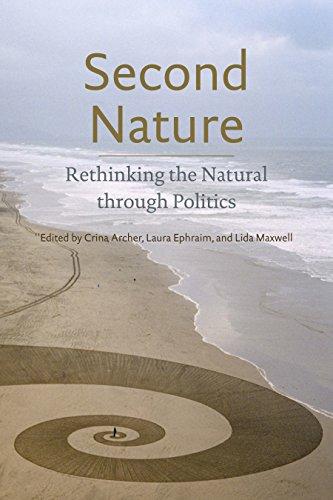 9780823251414: Second Nature: Rethinking the Natural through Politics