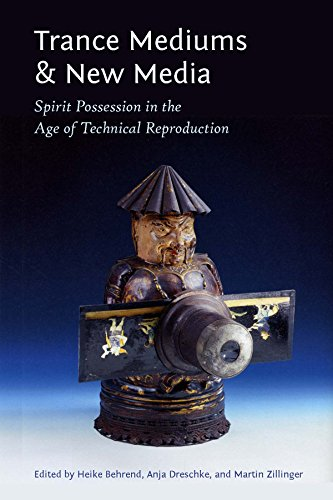 9780823253814: Trance Mediums and New Media: Spirit Possession in the Age of Technical Reproduction