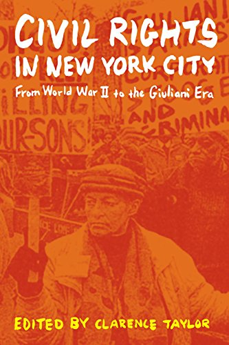 9780823255542: Civil Rights in New York City: From World War II to the Giuliani Era