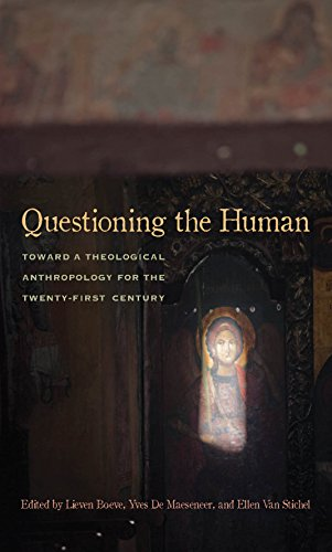 9780823257522: Questioning the Human: Toward a Theological Anthropology for the Twenty-First Century