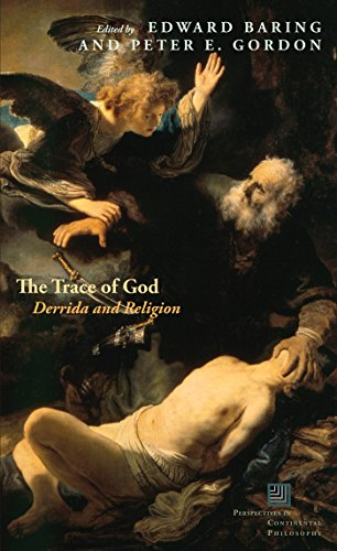 9780823262106: The Trace of God: Derrida and Religion (Perspectives in Continental Philosophy)