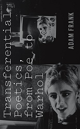 9780823262465: Transferential Poetics, from Poe to Warhol (American Literatures Initiative)