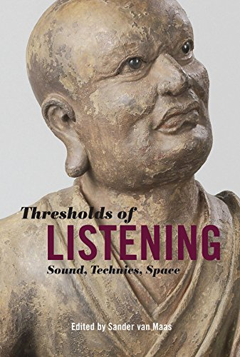 9780823264377: Thresholds of Listening: Sound, Technics, Space