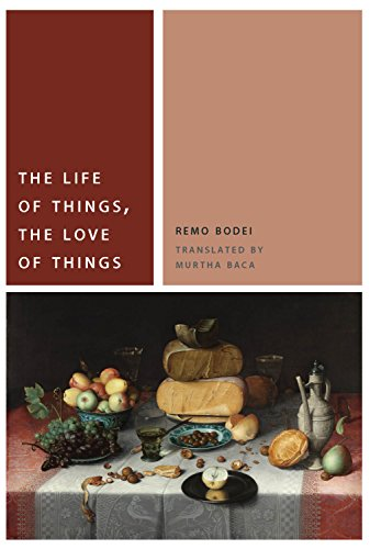 9780823264421: The Life of Things, the Love of Things (Commonalities)