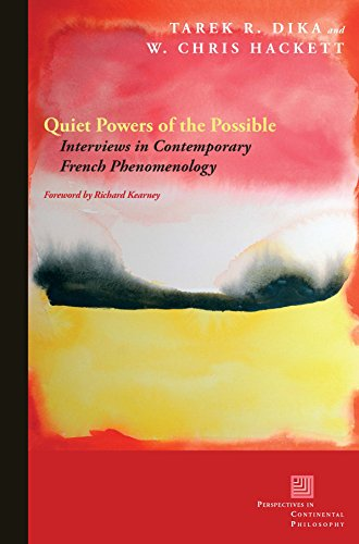 9780823264728: Quiet Powers of the Possible: Interviews in Contemporary French Phenomenology (Perspectives in Continental Philosophy)