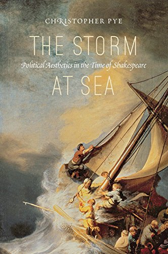 9780823265053: The Storm at Sea: Political Aesthetics in the Time of Shakespeare