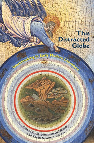 9780823270286: This Distracted Globe: Worldmaking in Early Modern Literature