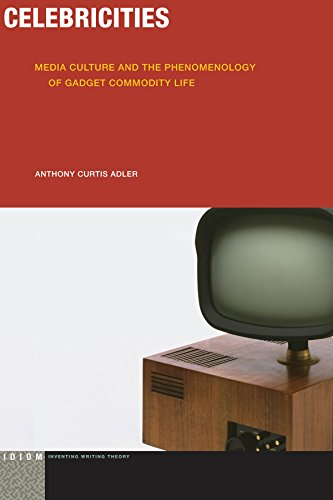 9780823270804: Celebricities: Media Culture and the Phenomenology of Gadget Commodity Life (Idiom: Inventing Writing Theory)