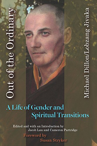 9780823274802: Out of the Ordinary: A Life of Gender and Spiritual Transitions