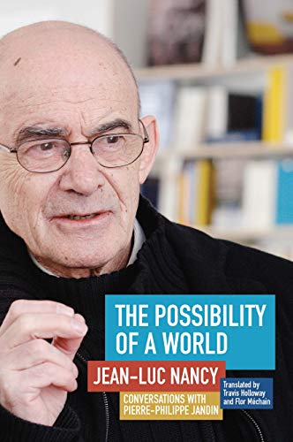 9780823275410: The Possibility of a World: Conversations with Pierre-Philippe Jandin