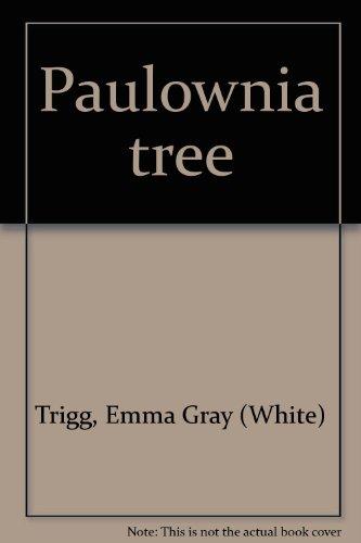 9780823301416: Paulownia tree