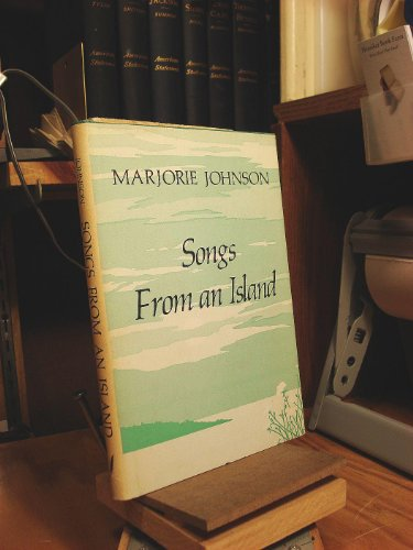 9780823302208: Songs from an island