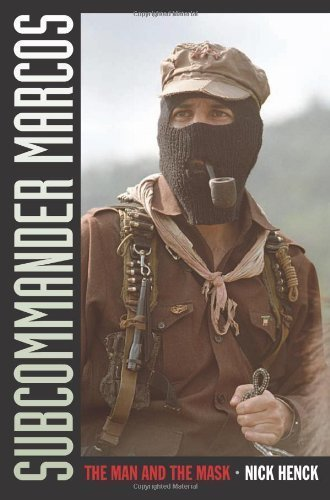 9780823339952: Subcommander Marcos: The Man and the Mask