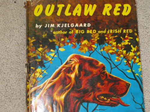 9780823400843: Outlaw Red, Son of Big Red