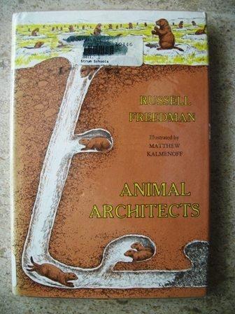 9780823401826: Animal architects