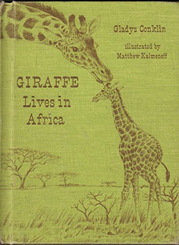 9780823401901: Giraffe Lives in Africa (Life-Cycle Stories)