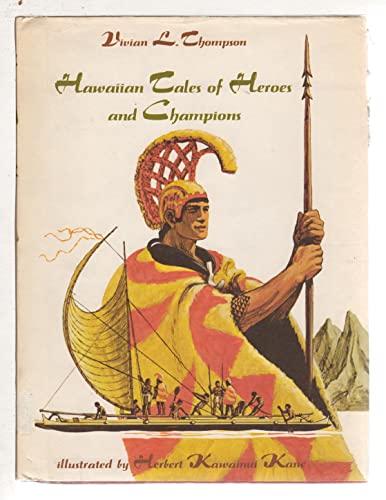 9780823401925: Hawaiian Tales of Heroes and Champions