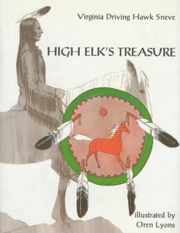 9780823402120: High Elk's Treasure