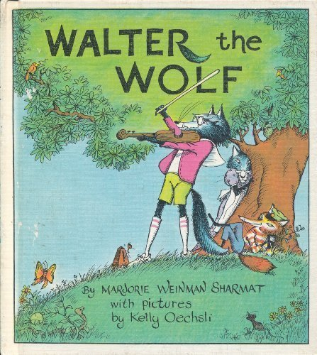9780823402533: Walter the Wolf