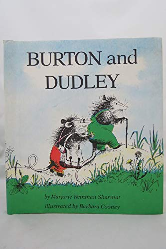 9780823402601: Burton and Dudley