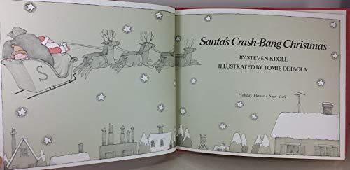9780823403028: Santa's Crash-bang Christmas