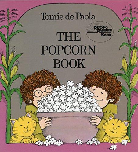 The Popcorn Book: de Paola, Tomie dePaola, Tomie