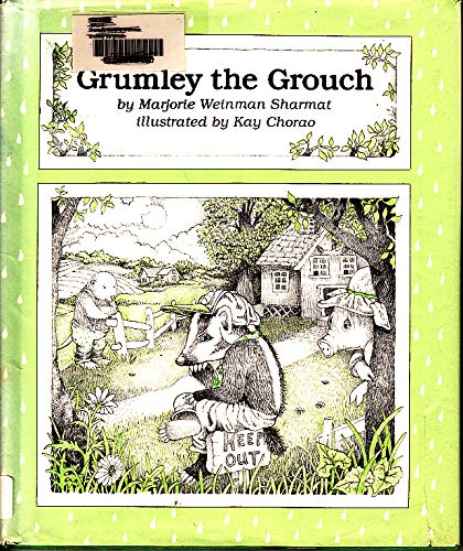 9780823404100: Grumley the Grouch