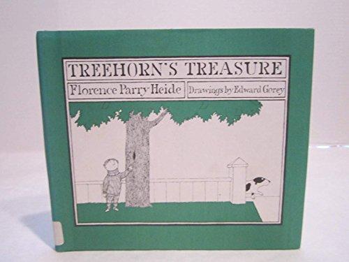 Treehorn's Treasure.: Edward Gorey) HEIDE, Florence Parry.