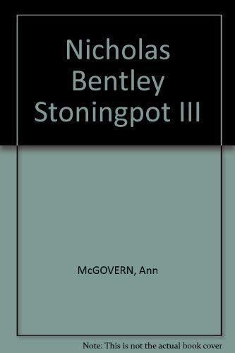 9780823404438: Nicholas Bentley Stoningpot III