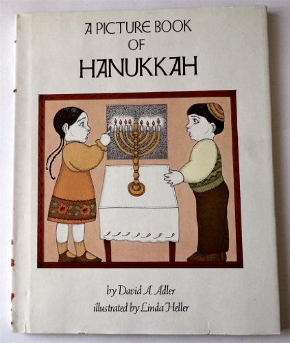 9780823404582: A Picture Book of Hanukkah