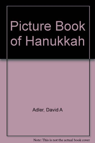 9780823405749: A Picture Book of Hanukkah