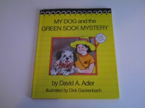 9780823405909: My Dog and the Green Sock Mystery
