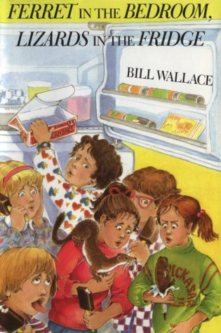 Ferret in the Bedroom, Lizards in the: Wallace, Bill