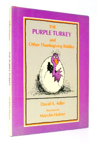 9780823406135: The Purple Turkey and Other Thanksgiving Riddles